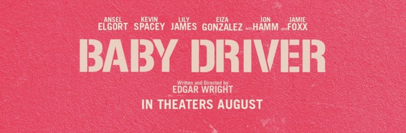 "Baby Driver set critics pens on fire yesterday at an exclusive SXSW screening. The new flick from ex-wunderkind Edgar Wright (Shaun of the Dead, Hot Fuzz & Scott Pilgrim vs The World) has whetted the internet's appetite with this trailer. A pop-culture takes on the classic heist movie as the logline says ""This Summer, all you need is one killer track."""