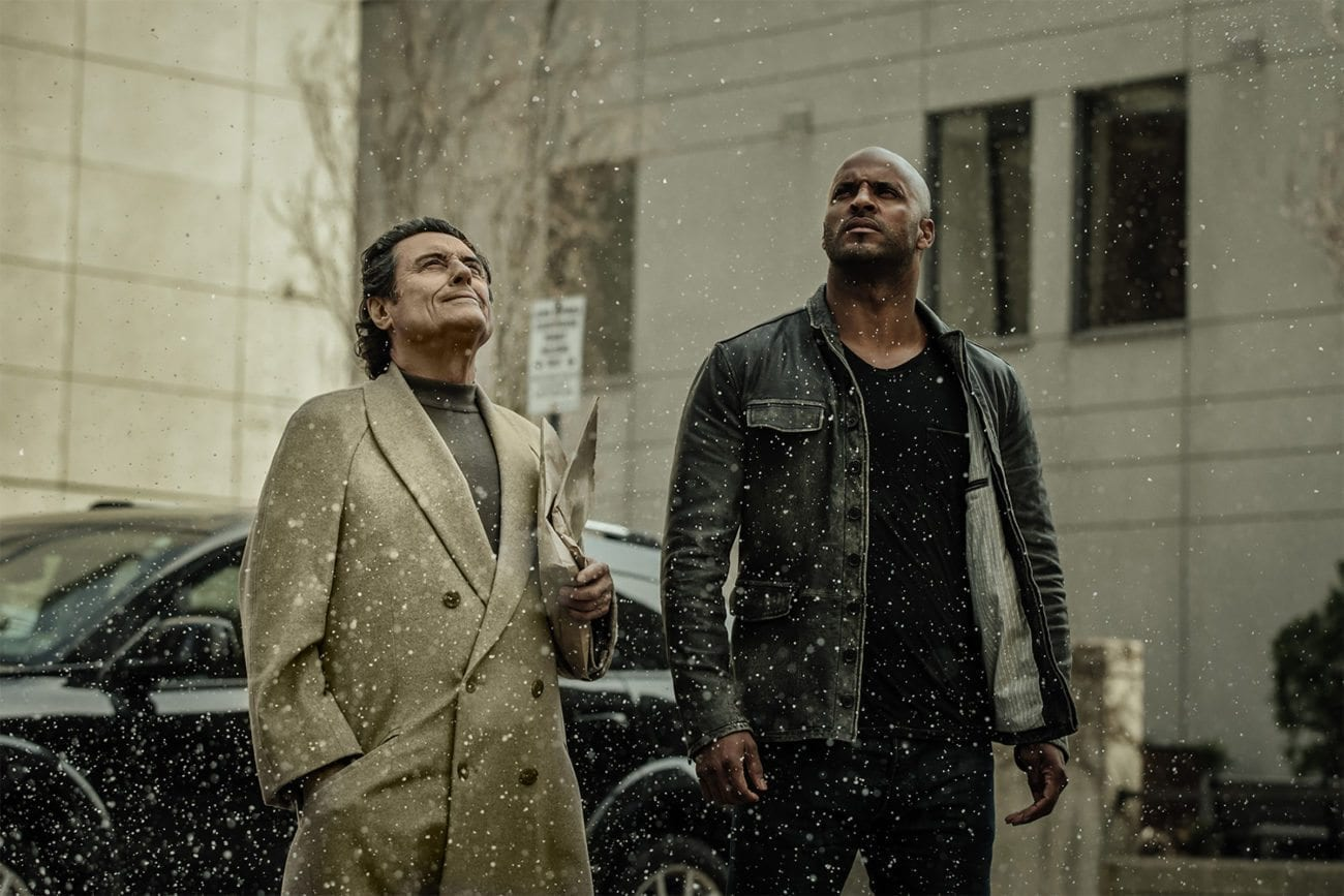 Addicted to 'American Gods', the TV series based on Neil Gaiman's extraordinarily successful novel? Starz has renewed the show for a third season.