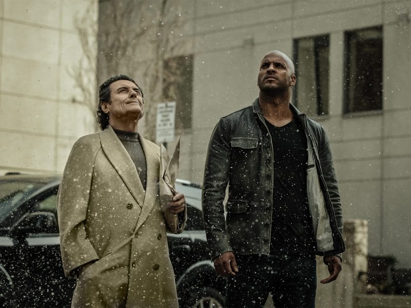 Already addicted to 'American Gods', the TV series based on Neil Gaiman's extraordinarily successful novel? Starz has renewed the show for a second season.