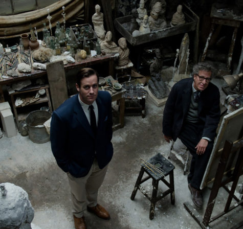 Vertigo Films has announced it acquired the rights to distribute Stanley Tucci's Final Portrait in the United Kingdom and Ireland.
