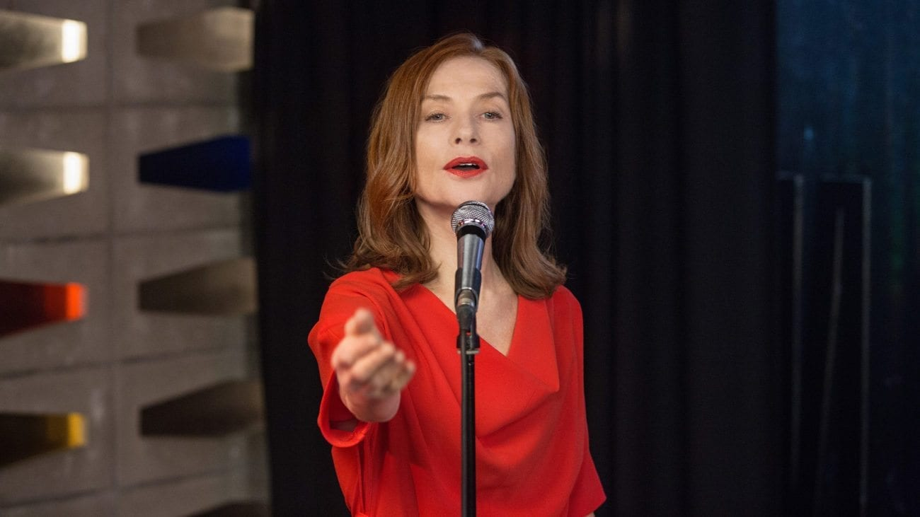 Strand Releasing has secured North American distribution rights to Bavo Defurne's 'Souvenir', starring Oscar-nominated actress Isabelle Huppert.