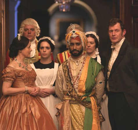Brillstein Entertainment has debuted the first trailer for Kavi Raz's 'The Black Prince' during a special presentation at the 2017 Cannes Film Festival.