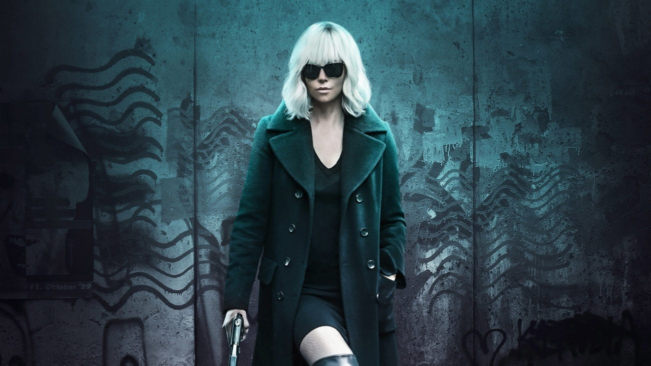 Atomic Blonde is pegged as a blistering blend of sleek action, gritty sexuality and dazzling style. Starring Oscar-winner Charlize Theron.