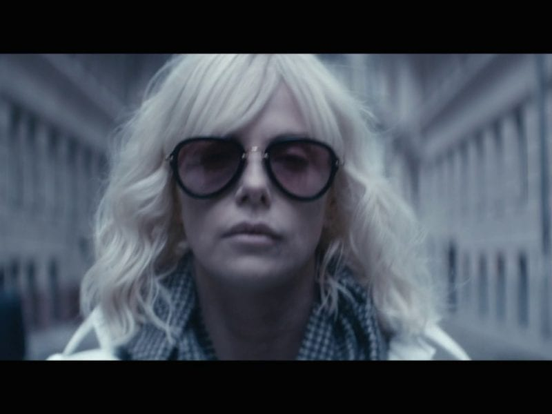 Oscar® winner Charlize Theron explodes into summer in 'Atomic Blonde', a breakneck action-thriller from Universal Pictures.