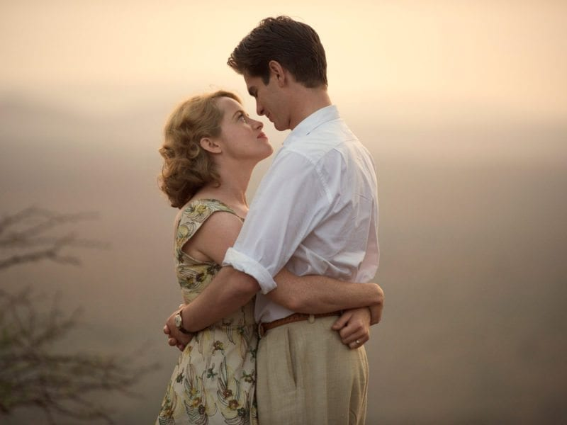 Andy Serkis's directorial debut 'Breathe' will receive its European premiere this October as it opens the 61st BFI London Film Festival.