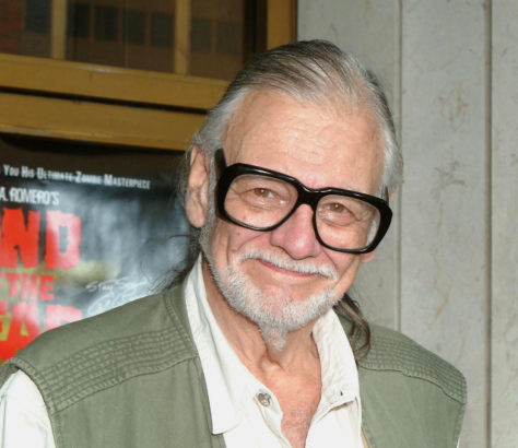 Acclaimed director of 'Night of the Living Dead' and hero of horror, George Romero, has died at 77 after a short but aggressive battle with cancer.