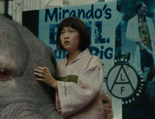 'Okja' aims boldly to decry Western greed by making it out to be even more gluttonous than the chubby ungulates on the screen.