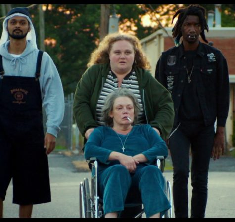Danielle Macdonald stars as an aspiring rapper Killa P a.k.a. Patti Cake$ in the first feature 'PattiCake$' from music video director Geremy Jasper.