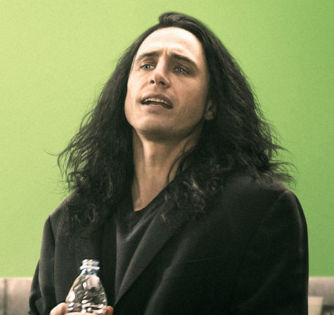 A24 Films has premiered the first trailer for James Franco's The Disaster Artist, set for theatrical release this December.