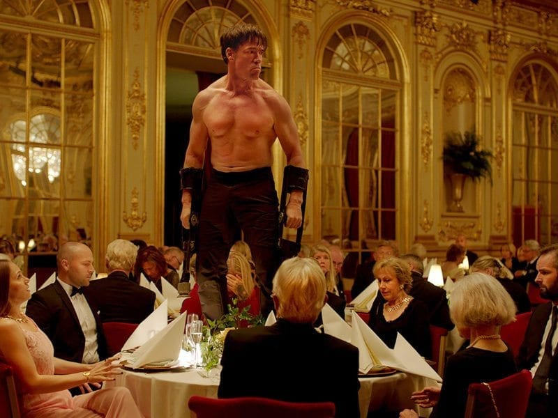 Curzon Artificial Eye has confirmed the UK release of satirical drama 'The Square', from Swedish auteur Ruben Östlund, has been postponed.
