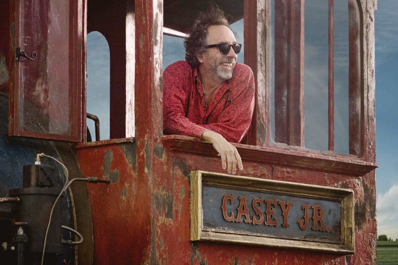 Disney has revealed the beloved elephant Dumbo will fly into cinemas on March 29th, 2019 with gothic director Tim Burton at the helm.