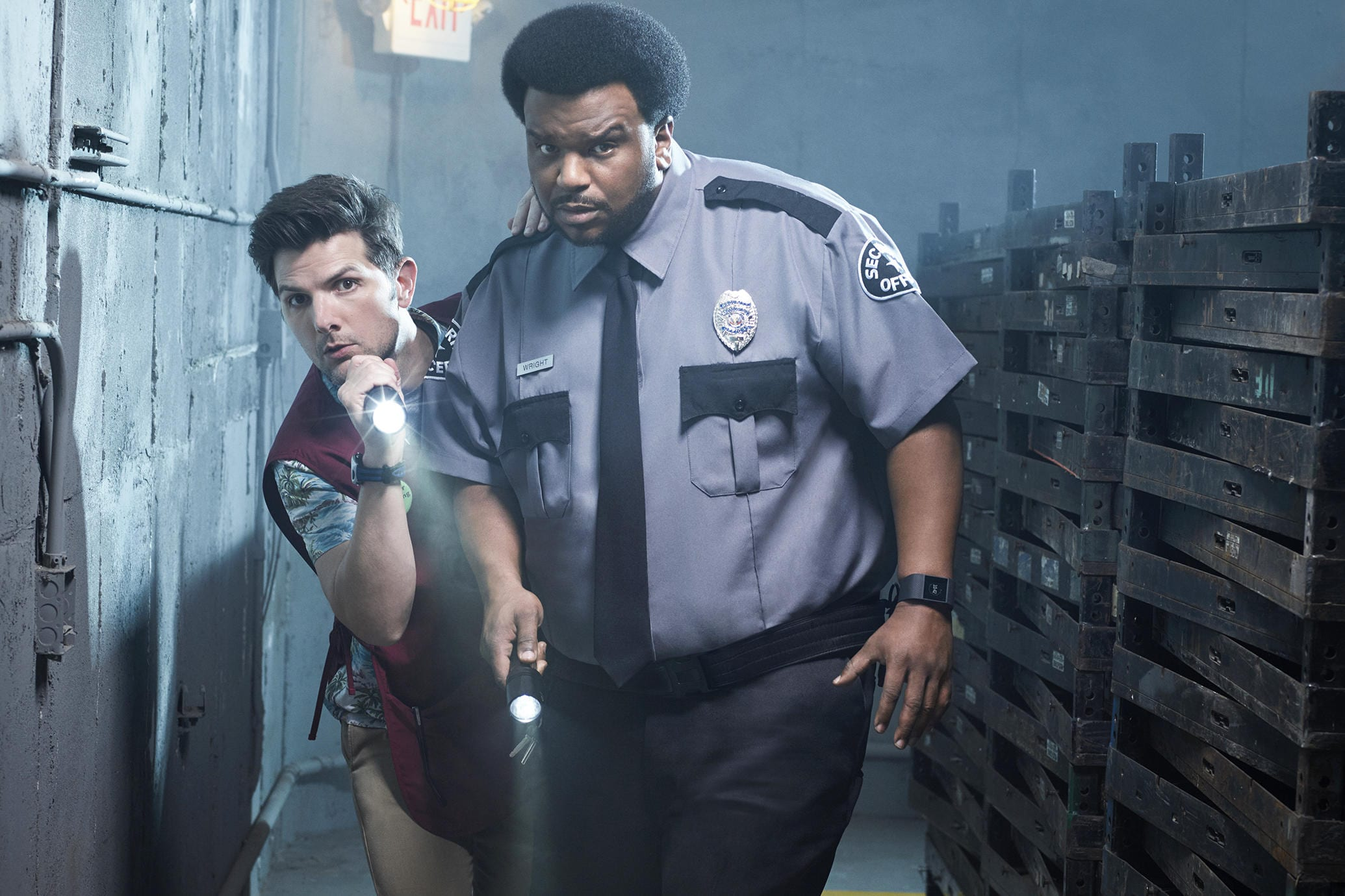 """In 'Ghosted' a skeptic and a genius """"true believer"""" in the paranormal are recruited by a secret agency to look into """"unexplained"""" activity in Los Angeles."""