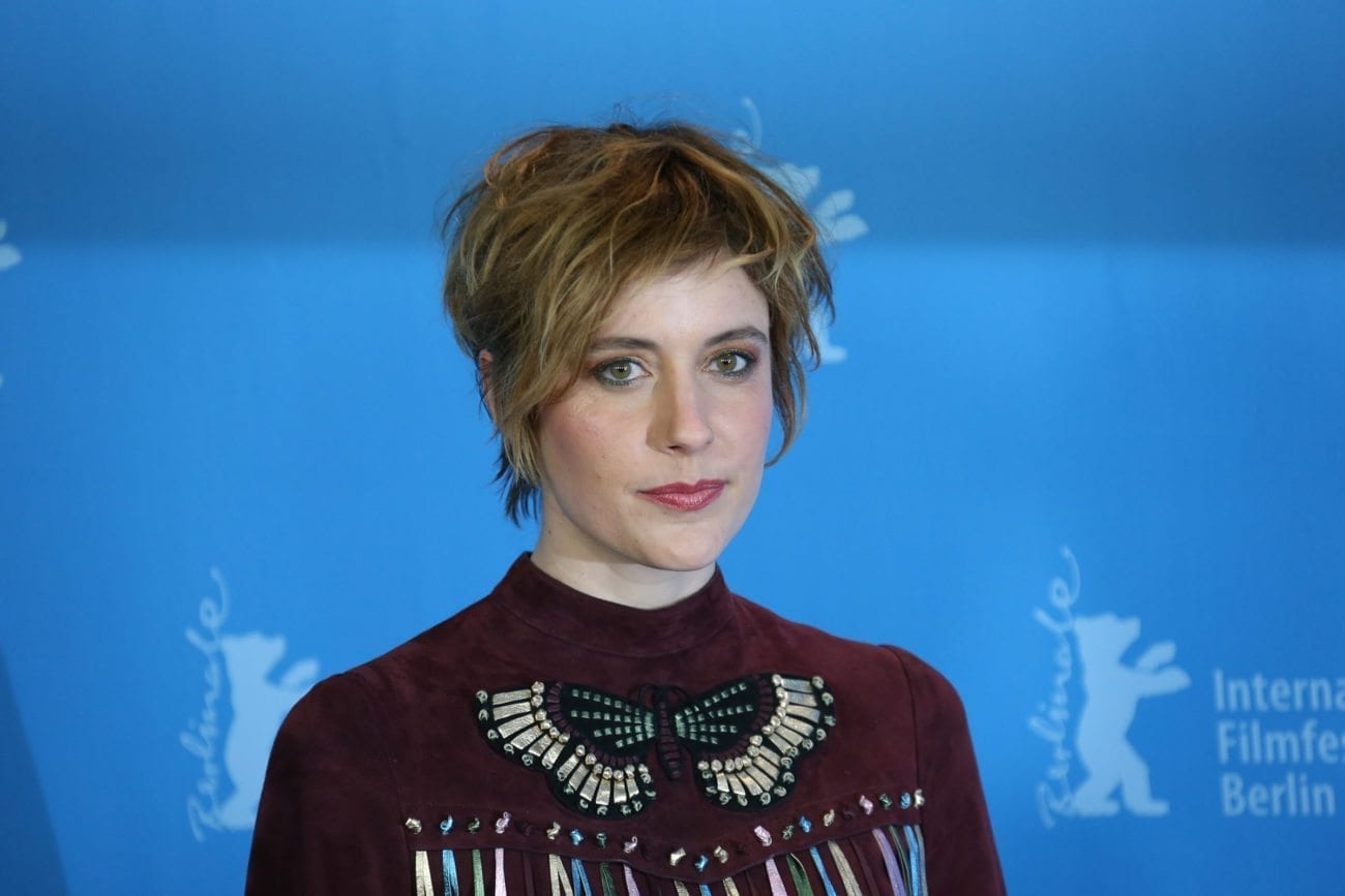 Greta Gerwig becomes a fledgling solo director with her new film 'Lady Bird', starring Oscar-nominated Saoirse Ronan in the lead.