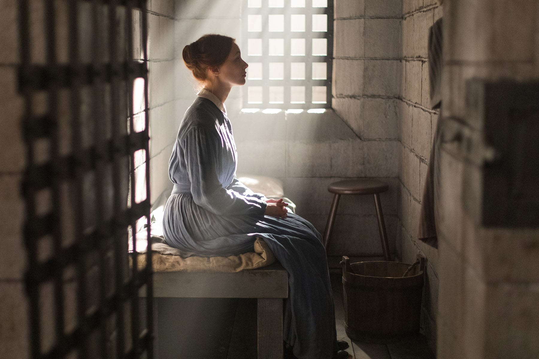 'Alias Grace' follows the story of an Irish immigrant who was convicted of the brutal murders of their employer and his housekeeper.