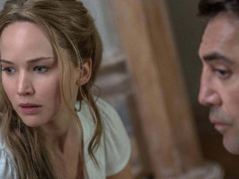 "Directed by Darren Aronofsky, 'mother!' is a ""riveting psychological thriller"" focusing on love & devotion and the sacrifices we are often forced to make."