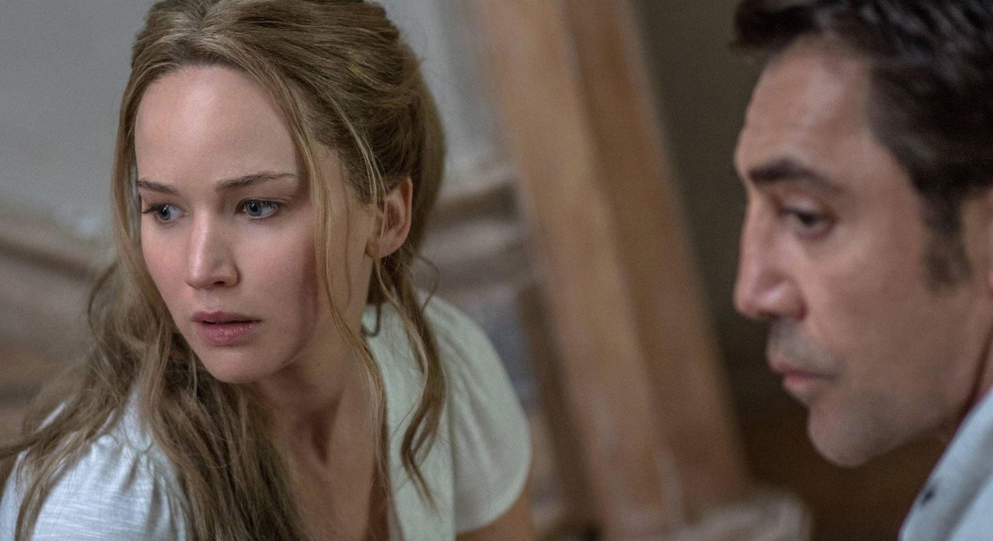 """Directed by Darren Aronofsky, 'mother!' is a """"riveting psychological thriller"""" focusing on love & devotion and the sacrifices we are often forced to make."""
