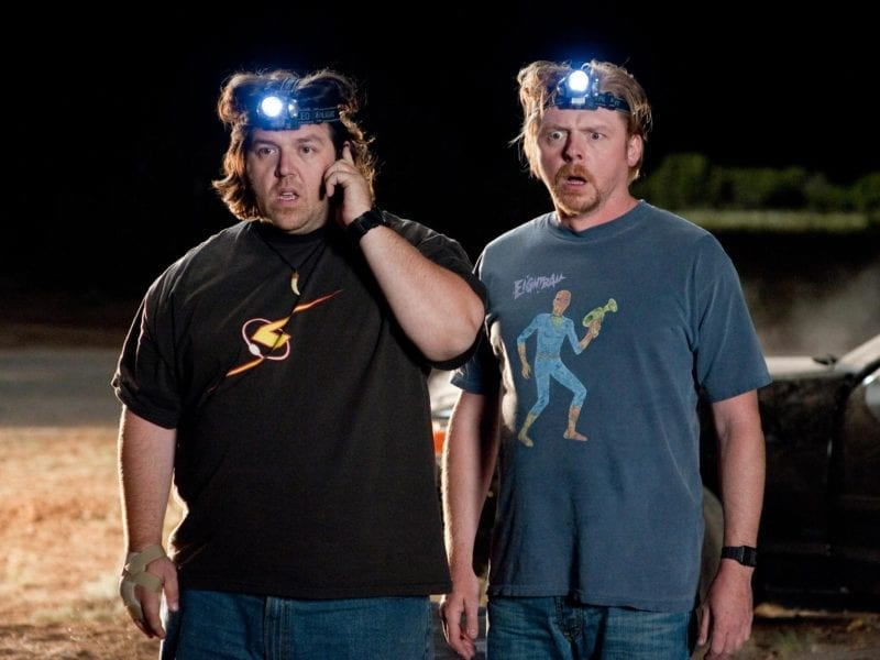 Sony Pictures Television bought a minor stake in Stolen Picture, Simon Pegg & Nick Frost's newly founded TV & movie production company.