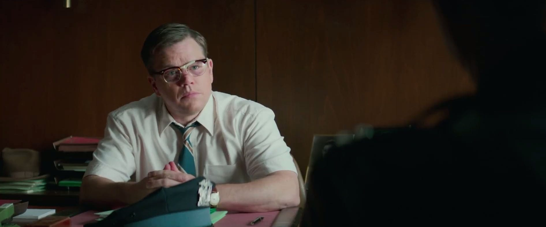 From director George Clooney, 'Suburbicon' is a tale of very flawed people making very bad choices. Stars Matt Damon, Julianne Moore, and Oscar Issac.