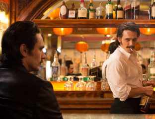 David Simon & George Pelecanos are back tackling the birth of porn in New York with the help of Maggie Gyllenhaal & James Franco in 'The Deuce'.