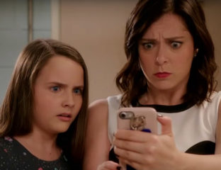 Juggling tones between the hilarious and the tragic, the truth finally catches up to Rebecca in S3E3 of The CW's 'Crazy Ex-Girlfriend'.