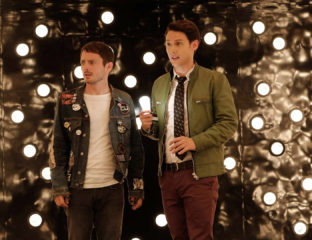 'Dirk Gently's Holistic Detective Agency'