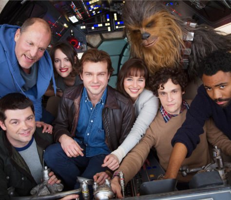 Your daily industry debrief: Amazon Studios head Roy Price exits company and Ron Howard reveals name of spin-off Han Solo film.