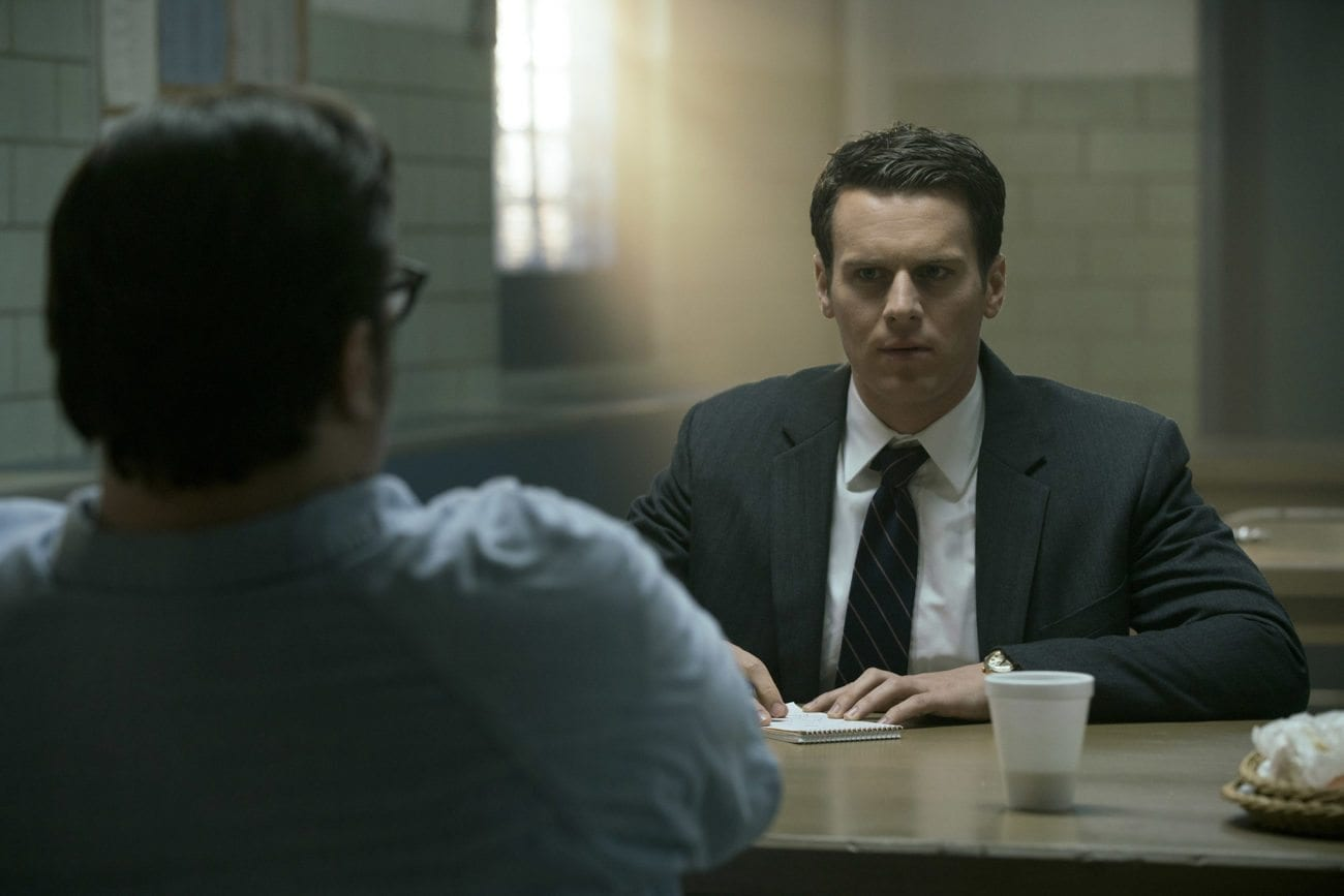 Following the early days of the criminal behavior unit within the FBI, Netflix's 'Mindhunter' is a real Fincher thrill ride not seen since 'Zodiac'.