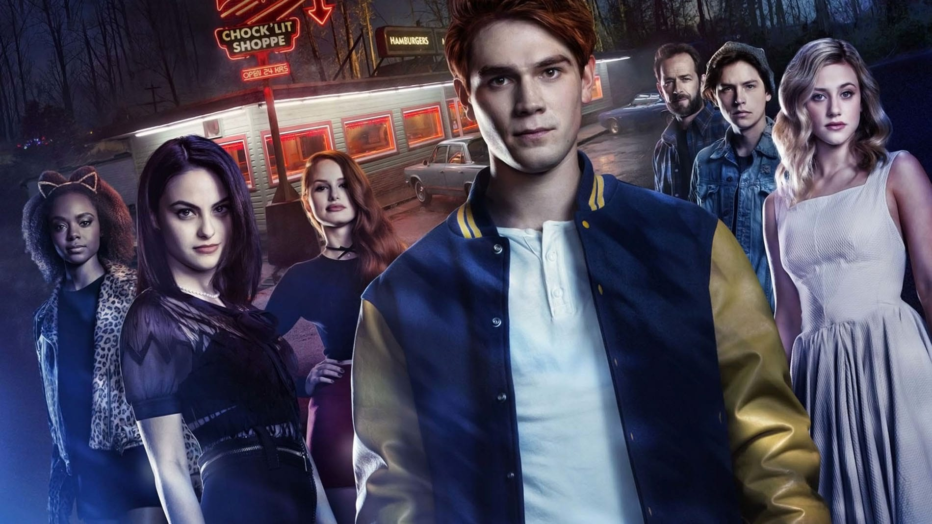 Riverdale may look like a quiet, sleepy town, but there are dangers in the shadows. Check out the new trailers for 'Riverdale' season two now.