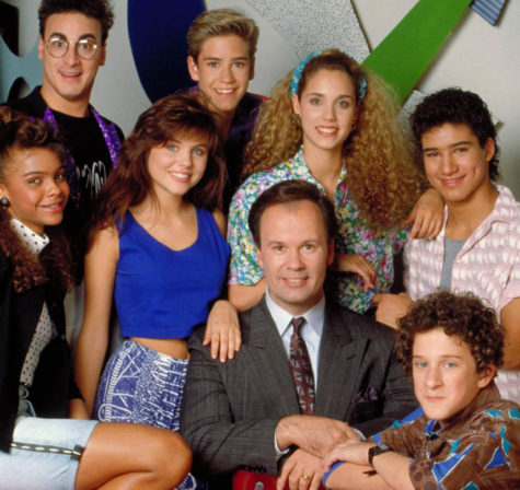 'A Saved By The Bell' themed diner is set to open in Los Angeles and Ben Mendelsohn is in the running for 'Captain Marvel' role.