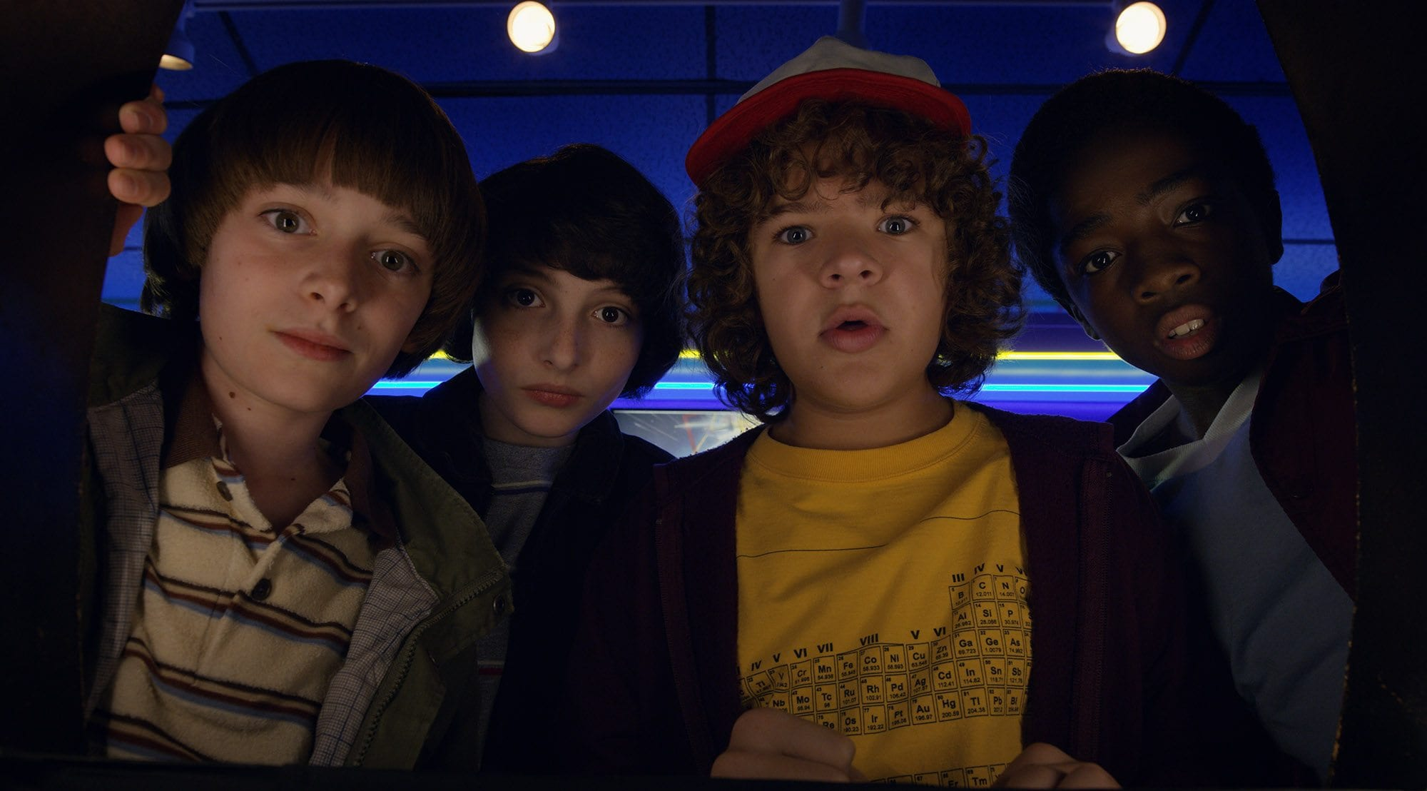 Created by the Duffer brothers, 'Stranger Things' is a love letter to the '80s classics that captivated a generation.