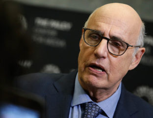 Things at Amazon aren't entirely transparent. Jeffrey Tambor has been accused of behaving in an inappropriate manner towards transgender actress Van Barnes.