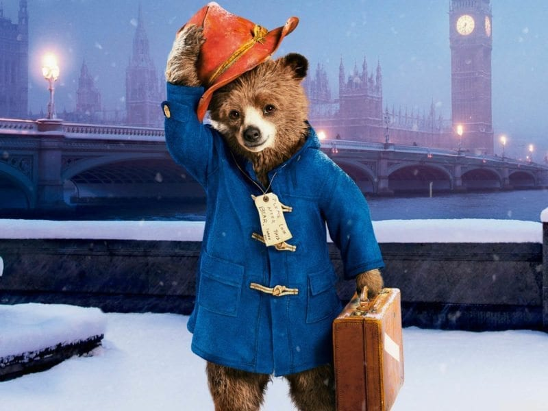 Paddington, the beloved bear has been rescued. But he might need a lifetime supply of marmalade to get through the corruption he witnessed.