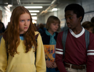 'Stranger Things' creators the Duffer Brothers have fanned the flames controversy, as Sadie Sink revealed that she felt uncomfortable by an unscripted kiss.