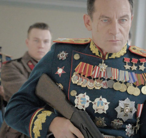 No lubrication needed here. Armando Iannucci's 'The Death of Stalin' has scooped three gongs at the British Independent Film Awards.
