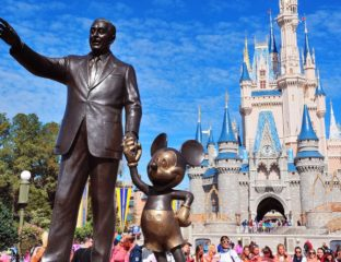 Yeesh! Is there no end to the world domination plans of the Walt Disney Company? Mickey Mouse isn't appeased easily, it would appear.