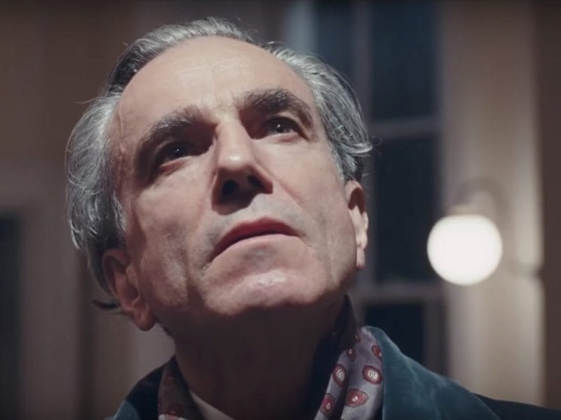 Daniel Day-Lewis, starring in Paul Thomas Anderson's 'Phantom Thread', talks about his forthcoming retirement from acting.