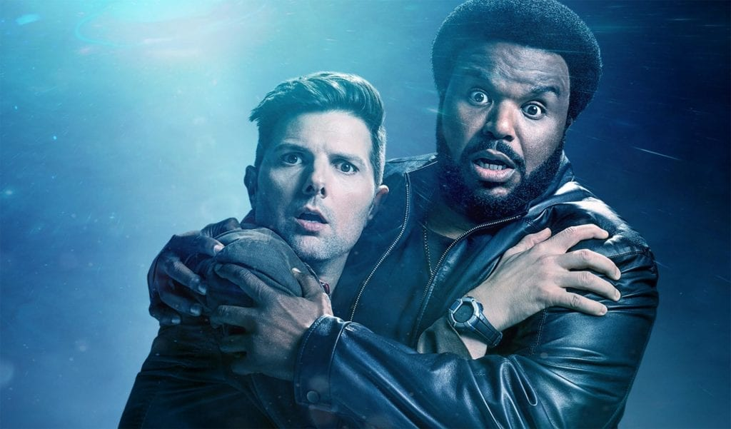 Fox orders more 'Ghosted', the paranormal sci-fi comedy series starring Adam Scott and Craig Robinson. But expect some changes.