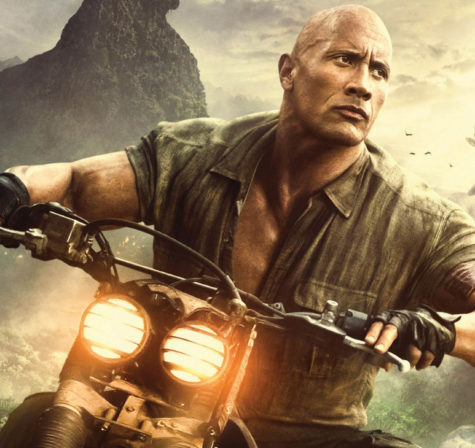 During a month in which 'Star Wars: The Last Jedi' is set to drop, Dwayne Johnson's 'Jumanji: Welcome to the Jungle' is on track for a $60 million debut.