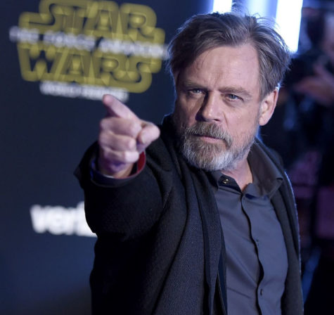 'Star Wars: The Last Jedi' star Mark Hamill has entered into an online argument with Texas Senator Ted Cruz over the FCC's recent ruling on net neutrality.