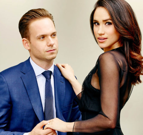 Actor and future princess Meghan Markle will be leaving USA Network's legal drama 'Suits' at the end of its seventh season.
