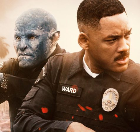 Netflix's $90 million foray into blockbuster filmmaking 'Bright', with Will Smith in the lead, has been dubbed a