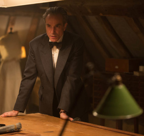 Paul Thomas Anderson's 'Phantom Thread' is facing off against A24's 'The Florida Project' as the battle for best picture heats up.