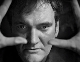 Two Hollywood heavyweights: Quentin Tarantino has an ambition to make his mark on the 'Star Trek' universe, having shared his vision with J.J. Abrams.