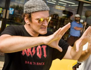 Quentin Tarantino broke into Paramount Pictures, took J.J. Abrams hostage, and demanded that he be put in charge of an R-rated 'Star Trek' flick.