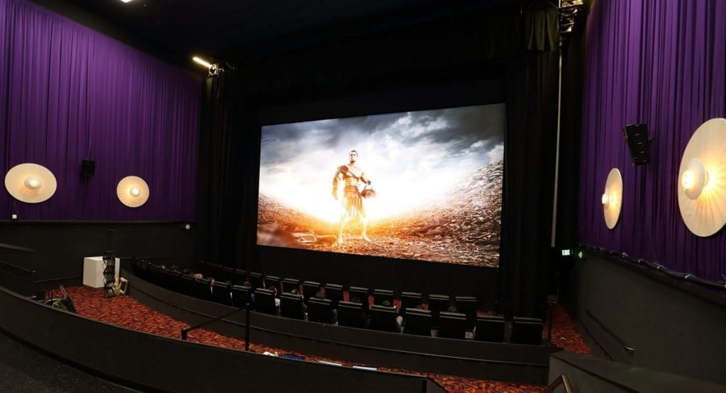 """Samsung is pushing its pioneering LED cinema tech into European screens, with the company """"actively planning for expansion."""""""