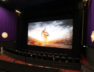 Samsung is pushing its pioneering LED cinema tech into European screens, with the company