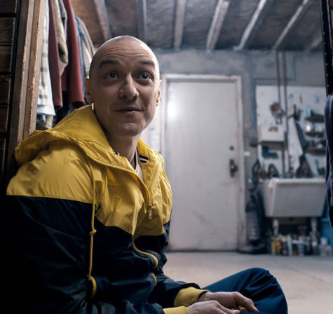 M. Night Shyamalan has wrapped filming on 'Glass', the comic-book thriller that ties together the narratives of 'Unbreakable' and 'Split'.
