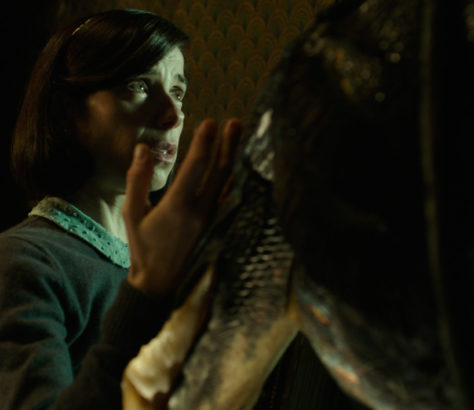 'The Shape of Water', from Guillermo del Toro, merges the pathos and thrills of the classic monster movie tradition with shadowy film noir.