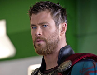 'Thor: Ragnarok' has hammered its way to success at the international box office, having smashed past 'Wonder Woman'.