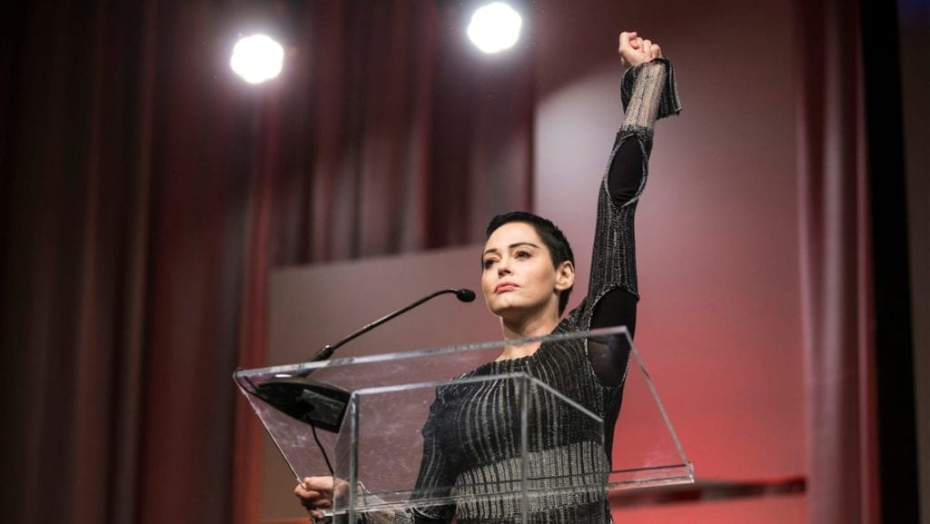 "Rose McGowan's new docuseries 'Citizen Rose' premiered last night with a two-hour episode on E! and the reviews are landing. According to The Hollywood Reporter, ""McGowan leaves no stone unturned when documenting her life as an activist in the #MeToo era."""